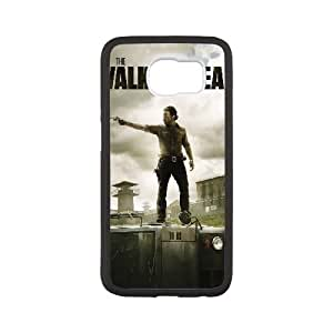 Samsung Galaxy S6 Cell Phone Case White The Walking Dead JSK823021