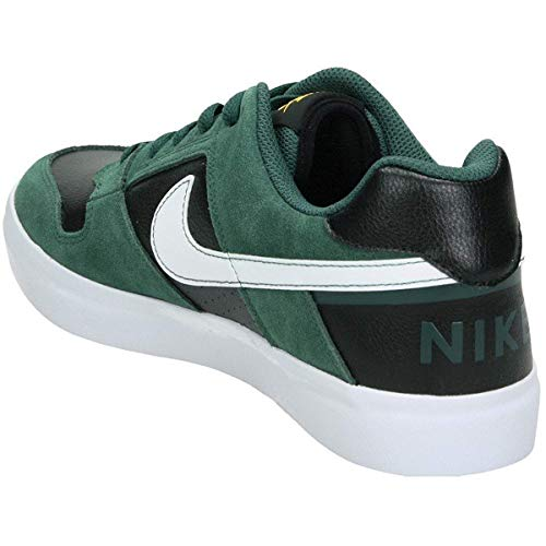 Midnight Force SB Multicolore Skateboard Black White Chaussures Delta 300 de NIKE White Vulc Homme Green Ha84zWqqd