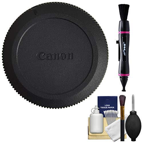 Canon Full Frame Mirrorless RF Lens Dust Cap with Lens Pen + Cleaning Kit for EOS R Cameras