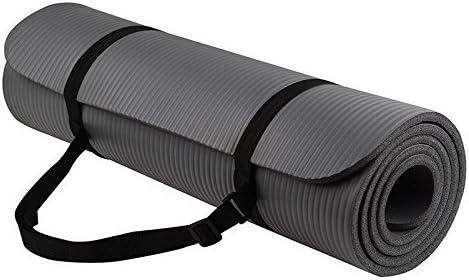 Amazon.com: Sunny - colchoneta de ejercicio gruesa de alta ...