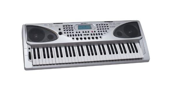 Amazon.com: Medeli MD100 61-Key Professional Keyboard: Musical Instruments