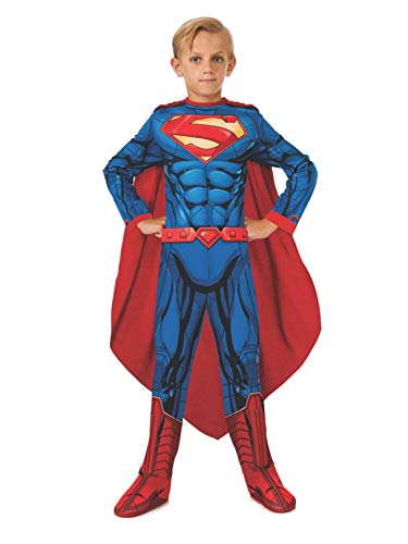 Photo Real Superman Kids Costume ()