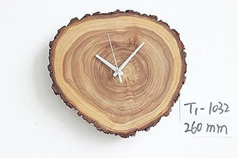 y-hui [tiempo marcas · Basic- madera frontera madera años relojes Mute suma