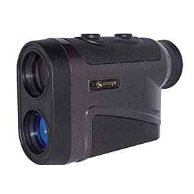 Laser Rangefinder - Range : 5-1600 Yards, +/- 0.33 Yard Accuracy, Golf Rangefinder with Height, Angle, Horizontal Distance Measurement Perfect for Hunting, Golf, Engineering Survey