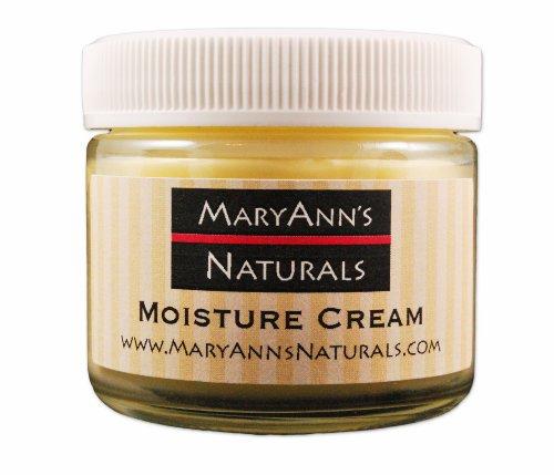 Mary Ann's Naturals Organic Handcrafted Facial Moisture Cream 2 Oz.