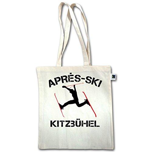 Après Ski - Apres Ski Kitzbühel - Unisize - Natural - Xt600 - Manico Lungo In Juta Bag
