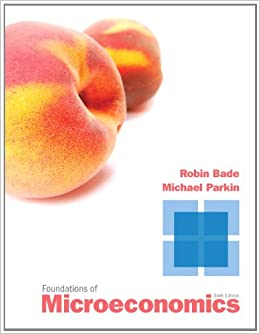 Book Foundations of Microeconomics