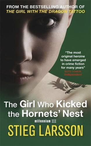 The Girl Who Kicked the Hornets' Nest (Millennium Trilog...