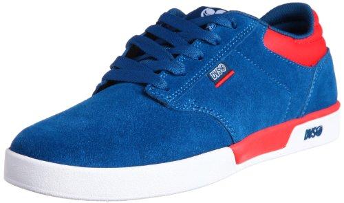 Chaussures Dvs Vapeur Sneaker Herren Daim Bleu