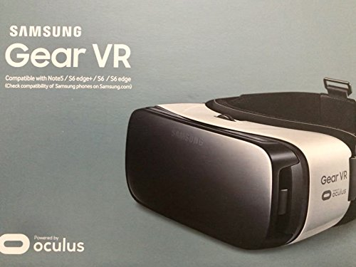 Cheap Virtual Reality Headsets Samsung SM-R322NZWAXAR Gear VR Innovator Edition Virtual Reality Headset for Galaxy S6/S6..