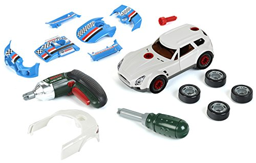 Theo Klein 8368 - Bosch Car Tuning Set 3 in 1