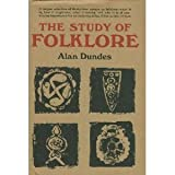 The Study of Folklore, Dundes, Alan, 0138589445