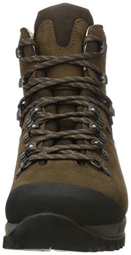 Hanwag Nazcat GTX, Zapatos de Senderismo para Mujer, Marrón (Erde_Brown), 42 EU
