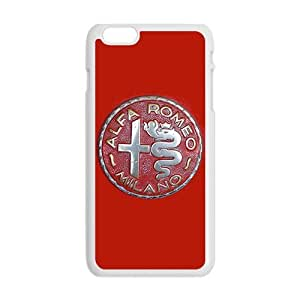 Happy Alfa Romero sign fashion cell phone case for iPhone 6 plus 6
