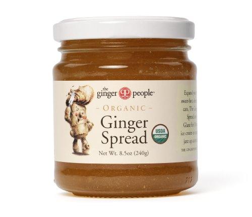 Carrot Cake Glaze - Ginger People - Organic Ginger Spread, 8.5oz