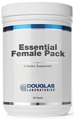 Douglas Laboratories - Essential Female Pack - Essential Nutrients for Female Health in One Daily Convenience Pack* - 30 Packets