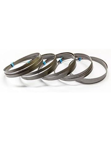 5 x SBM M42 HSS hojas de sierra de cinta bimetallicas 1435 x 13 x 0