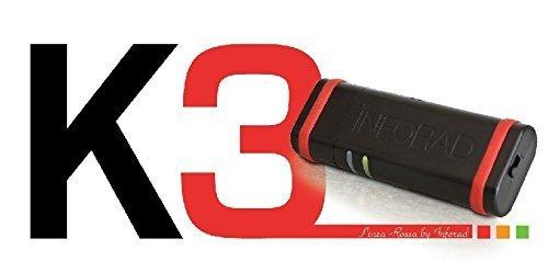 Inforad 030002 K3 Stick - Sistema di avvertimento pericoli, autonomo