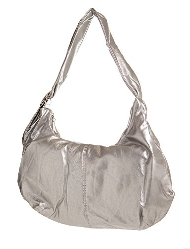 by Handbags Shoulder handbag Silver All women Handbag For Hobo Large wxqvnXPYTW