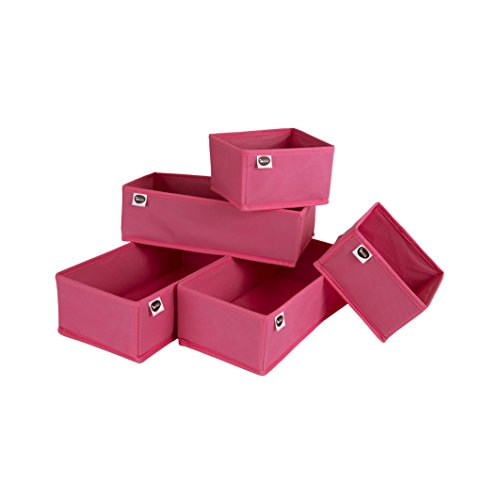 South Shore Drawer Organizers Pink