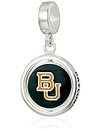 Persona Sterling Silver Baylor University Beads and Charms