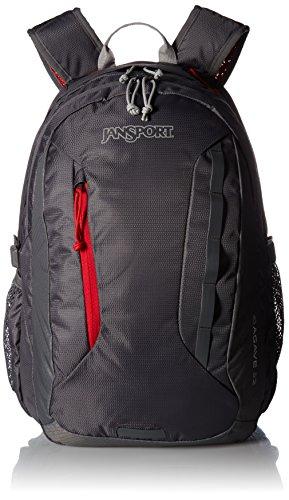 JanSport Agave Laptop Backpack Forge Grey