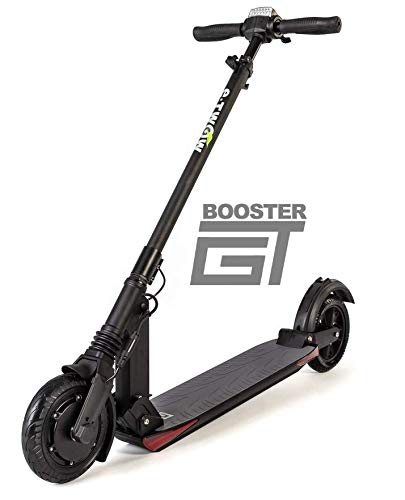E-Twow Patinete eléctrico Booster GT 48V Negro: Amazon.es ...