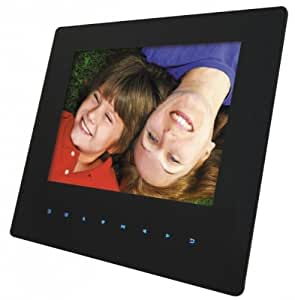 "Braun Digiframe 8000 SLT - Marco digital de 8 "" 600 x 800, - color negro"