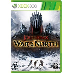 Lord Of The Rings War Game - LORD OF RINGS:WAR IN THE NORTH