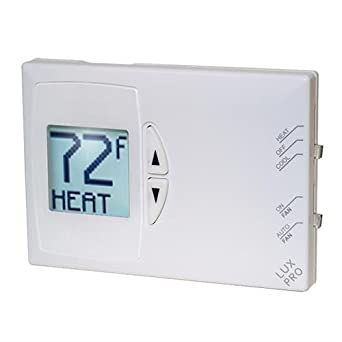 LUXPRO PSD111 Series Thermostat - Vertical Installation