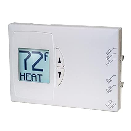 LUXPRO PSD111 Series Thermostat - Horizontal Installation: Amazon.com: Industrial & Scientific