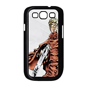 Custom Trigun Vash The Stampede Japanese Anime Durable Rubber Case Cover for Samsung Galaxy S3 I9300