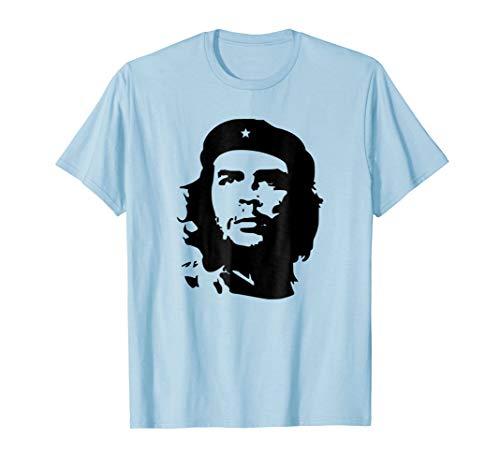 Guevara Che Face - Che Guevara Face Silhouette Gift T-Shirt