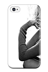 Top Quality Case Cover For Iphone 4/4s Case With Nice Charlize Theron 153 Celebrity Charlize-theron People Celebrity Appearance