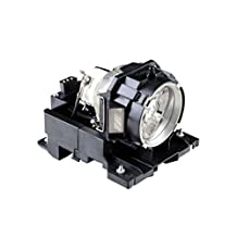 IET Lamps - BENQ MW526 Projector Lamp Assembly with High Quality Genuine Original Philips UHP Bulb Inside 5J.JC205.001