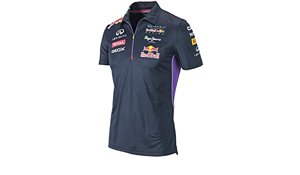 Pepe Jeans Polo Red Bull Racing – azul – S: Amazon.es: Ropa y ...