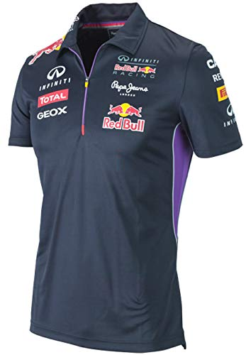 Pepe Jeans Polo Hombre Infiniti Red Bull Racing, Talla M: Amazon ...