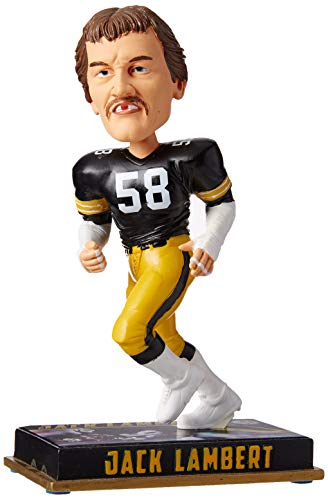 """Pittsburgh Steelers Lambert J. #58 8"""" Retired Player for sale  Delivered anywhere in USA"""