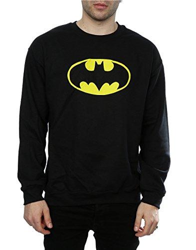 DC Comics hombre Batman Logo Camisa de entrenamiento: Amazon.es: Ropa y accesorios