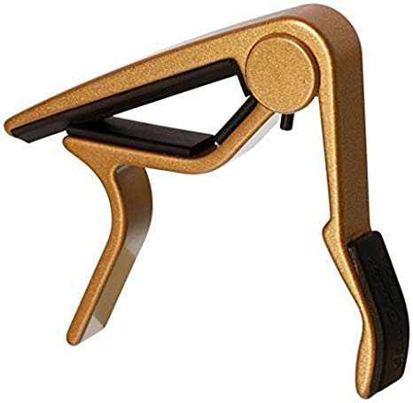 CEJILLA GUITARRA ACUSTICA - Dunlop (83/CG) Trigger (Dorada ...