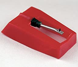 Durpower Phonograph Record Player Turntable Needle For Leetac 402-M208-165 Leetac TAP-512, Leetac TAP-807, MEMOREX B0002Y3JRK, NEWPORT VICTROLA STYLE, Norm Thompson nostaligic turntable #15429