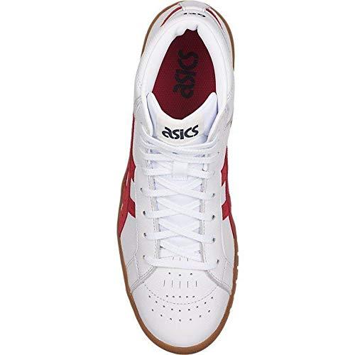 Da classic Unisex Running Red Scarpe Asics White Adulto lyte Gel qW8xUt