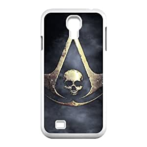SamSung Galaxy S4 I9500 2D Personalized Phone Back Case with Assassins Creed Image
