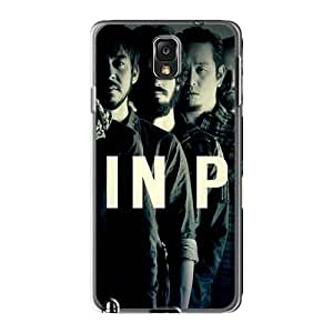 Samsung Galaxy Note3 NtZ18373BcCg Unique Design Stylish Linkin Park Image Durable Hard Phone Case -KellyLast