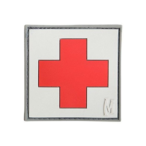Maxpedition Gear Medic 2 Patch, Swat, 2 x 2-Inch