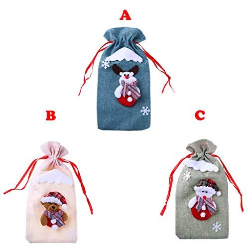 Rumas Gift Idea 2 In1 Christmas Cartoon Adorable