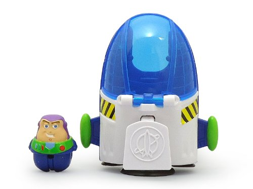 Toy Story Zing 'Ems Spaceship Launcher