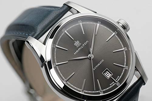 Hamilton American Classic Spirit of Liberty Automatic Grey Dial Men's Watch H42415691