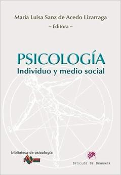 Psicología. Individuo Y Medio Social PDF Descarga gratuita