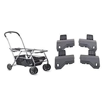 JOOVY Twin Roo Car Seat Stroller And Adapter Graco